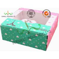 China Cardboard Christmas Gift Packaging Boxes , Candy / Chocolate Packaging Boxes wholesale