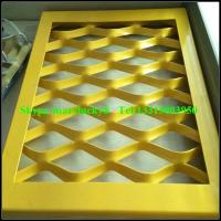 China powder coated expanded metal wholesale