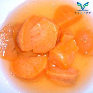 China Canned Sweet Potato wholesale