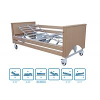 China Model YA-JH95-4 Europe Type Electric Home Care Bed wholesale