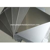 China Laminate / Polished Aluminum Mirror Sheet For Diffuser of Fluorescent Lamp wholesale