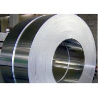 China Cold Rolled Stainless Steel Strip 410 Bright With Oxidation Resistance Heat Strength on sale