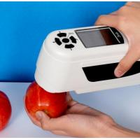 China NH310 portabe color test colorimeter for food price with 8mm 4mm aperture CIE lab 0.06 accuracy equal WR18 colorimeter wholesale