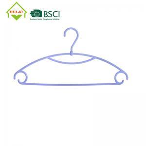 China Economical Multipurpose Space Saving Easy Slide Organizer Plastic Hanger wholesale