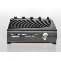 China Remote Control TG-5CA Desktop Cell Phone WIFI GPS Signal Jammer, Blocker For Oil, Gas Fields wholesale