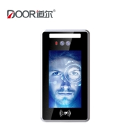 """China 7"""" Dual Camera Face Recognition Terminal Card Reader For Access Control System wholesale"""