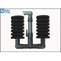 China Double-heads Fish Tank Water Filter Connecting Air Pump Custom Home Aquarium Filter wholesale