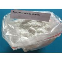 China Safest Testosterone Steroid / Anabolic Testosterone Cypionate Steroid CAS 58-20-8 wholesale
