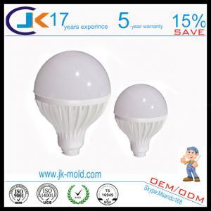China Plastic LED Light Bulb Housing Supplier wholesale