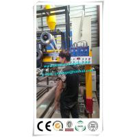 China Semi Trailer Industry Automated Welding Machines , H Beam Welding Line wholesale