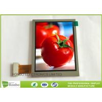 China 3.5 Inch TFT Transflective LCD Display 240*320 Sunlight Readable Outdoor Application wholesale
