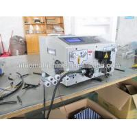 China Automatic Leicca Usb Data Cable Cutting Stripper Machine Diameter Φ16mm wholesale