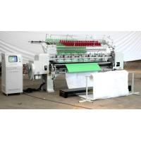 Buy cheap 94 Inch Lock Stitch Multi Needle Quilting Machine Shuttle Type For Making Blankets from wholesalers