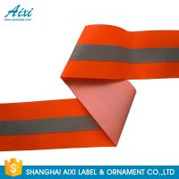 China Orange Reflective Clothing Tape High Light 3 M Garment Accessories Reflective Tape on sale