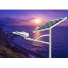 China 1700lm Solar LED Garden Lights 10W 60 LED Unique Design For Villa Park Resort wholesale