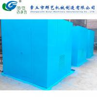 China Soundproof Cover for Roots blower Noise Reduction wholesale