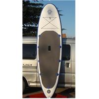Buy cheap Morden Womens Inflatable Paddle Board , Stand Up Surfboard Yoga Mat Non Slip from wholesalers