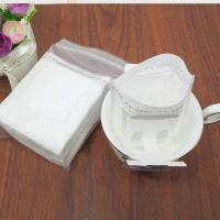 China Portable Disposable Drip Coffee Filter Bags Moisture Proof For Travel wholesale