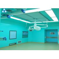 China Class 6 Laminar Airflow Supply Ceiling for Hospital Operation Cleanroom wholesale