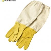 China Sheepskin Protective Bee Clothing Sting Proof Gloves Protective Against Bees wholesale