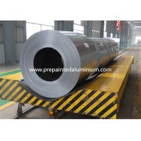 China Chromating / Oiled Zinc Coated Steel With Cold - Rolled Steel 0.12mm - 3.0mm Thickness wholesale
