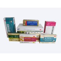 China Color printing paper medicine box wholesale