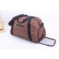Buy cheap Wholesale Price Fashion Style Custom Logo Outdoor foldable discount luggage from wholesalers
