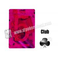 China Plastic Playing Cards Bonus Invisible PlayingCards For Contact Lenses Poker Cheat wholesale