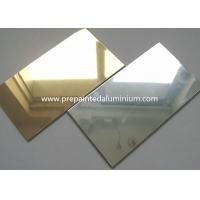 China Interior Decoration Clad Aluminum Sheet For Lighting Luminaires And Curtain Wall wholesale