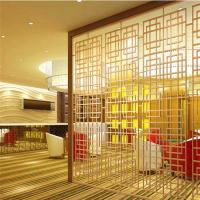 Buy cheap high quality stainless steel interior decorative curtain wall panel design made from wholesalers