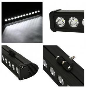 "Quality 23"" 120W Cree Led Light Bar! Single Row Light Bar for Jeep SUV 4X4 for sale"