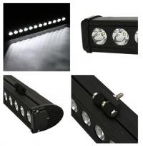 "Quality 37"" 200W Cree Led Light Bar! Single Row Light Bar for Jeep SUV 4X4 for sale"