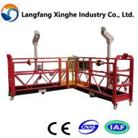 China special steel structure platform/ access suspended platform/ powered suspended platform wholesale
