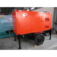 China 20KW / 25KVA Mobile Diesel Generators With 4L Cylinder Cummins Power wholesale