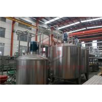 China Aseptic Fruit Juice Processing Equipment Glass Bottle Honey Filling And Capping wholesale
