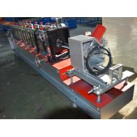 China CE Certificated Galvanized Steel Angle Roll Forming Machine with PLC Panasonic on sale