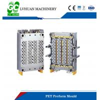 China Multi Cavities PET Preform Mould , Water Bottle Plastic Injection Molding wholesale
