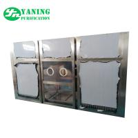Buy cheap GMP Dynamic Vertical Laminar Air Flow System Hood For Filling / Sealing Machine from wholesalers