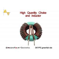 China Magnetic Core High Frequency Common Mode Choke Iron Powder Core 2.0mm Wire Winding on sale