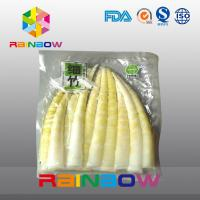 Quality Vacuum Texture Food Film Bags Food Vacuum Seal Bags With Smooth Side And Channel for sale