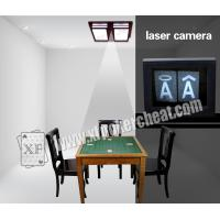 China Brown Poker Cheat Card Invisible Playing Cards For Poker Analyzer And Camera wholesale