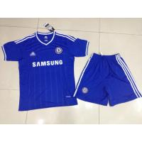 China 2019 FIFA nations full sleeve football jerseys Chelsea soccer team training sets S to XL customized  fans 2 pieces wholesale