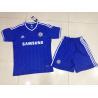 Buy cheap 2019 FIFA nations full sleeve football jerseys Chelsea soccer team training sets from wholesalers