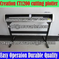 China Creation Pcut CT1200 Cutting Plotter 52'' Adhesive Vinyl Sign Cutter Cutting Vinyl Letter wholesale
