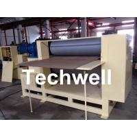 China Roll Embossing Machine For Decorative MDF / HDF Panels 3.8 Ton wholesale