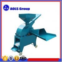 Buy cheap Animal poultry feed grass chopper straw hay chaff cutter for home use from wholesalers
