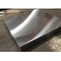 Quality Hot Press Machine Thermal Insulation Board / Mirror Finish Stainless Steel Sheet for sale