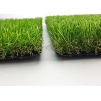 Buy cheap Multifunction Environmental Synthetic Fake Grass Landscaping With 5 - 8 Years Warranty from wholesalers