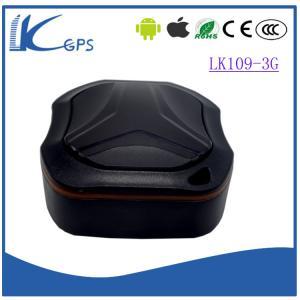 China Lastest product mini gps tracker anti-theft device --Black LK109-3G wholesale