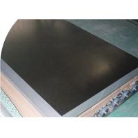 China Industrial Grade Cold Rolled Aluminum , Cold Rolled Plate With Deep Drawing Quality wholesale